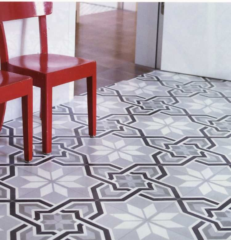 Via Zementfliesen via zementfliesen zement fliesen floors interiors
