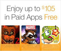 34 FREE Android Apps and Games from Amazon ($105 Worth) - http://www.guide2free.com/games/37-free-android-apps-games-amazon-140-worth/