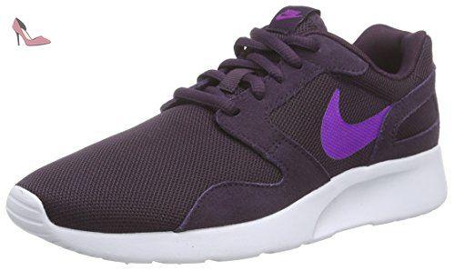 Nike Kaishi Run, Sneakers Basses Femme, Violet - (Noble Purple/Vivid Purple/White), 36.5 EU
