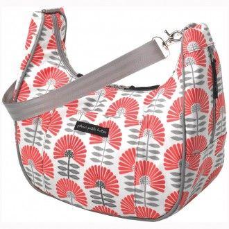 Petunia Picke Bottom diaper bag (Delightful Dubrovnik - Touring Totes - Bags)   <3 the fabric design