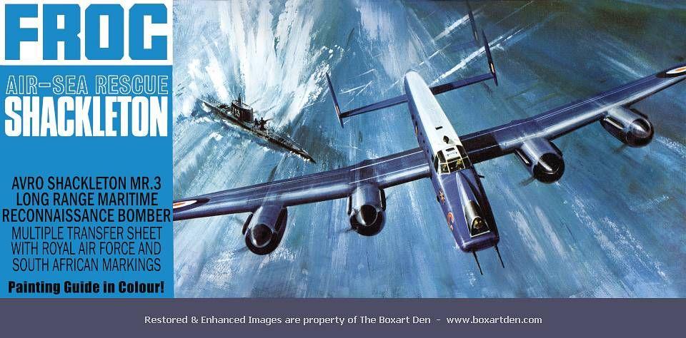 Image result for FROG Shackleton