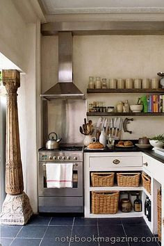 Open Lower Kitchen Cabinets Google Search Rustic Kitchen Rustic Industrial Kitchen Country Style Kitchen