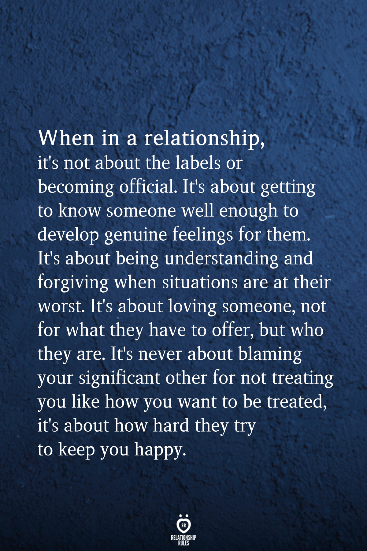 Quotes about being in a relationship