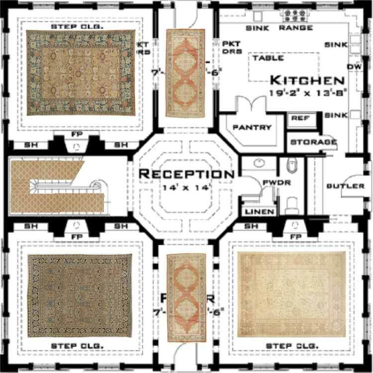 Here Are Some Helpful Tips For Coordinating Area Rugs Mix Coordinating  Patterns That Donu0027t