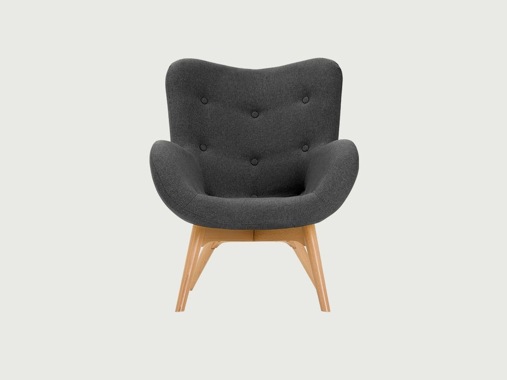 Designer Armchairs | MADE.com in 2020 | Armchair design ...