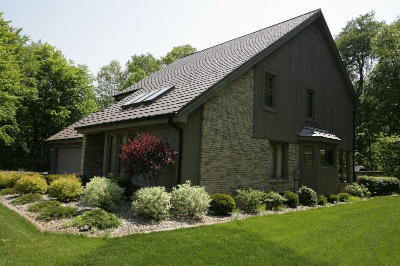 Metal Roofing, fenton Michigan | Metal shingle roof, Metal roof, Roofing