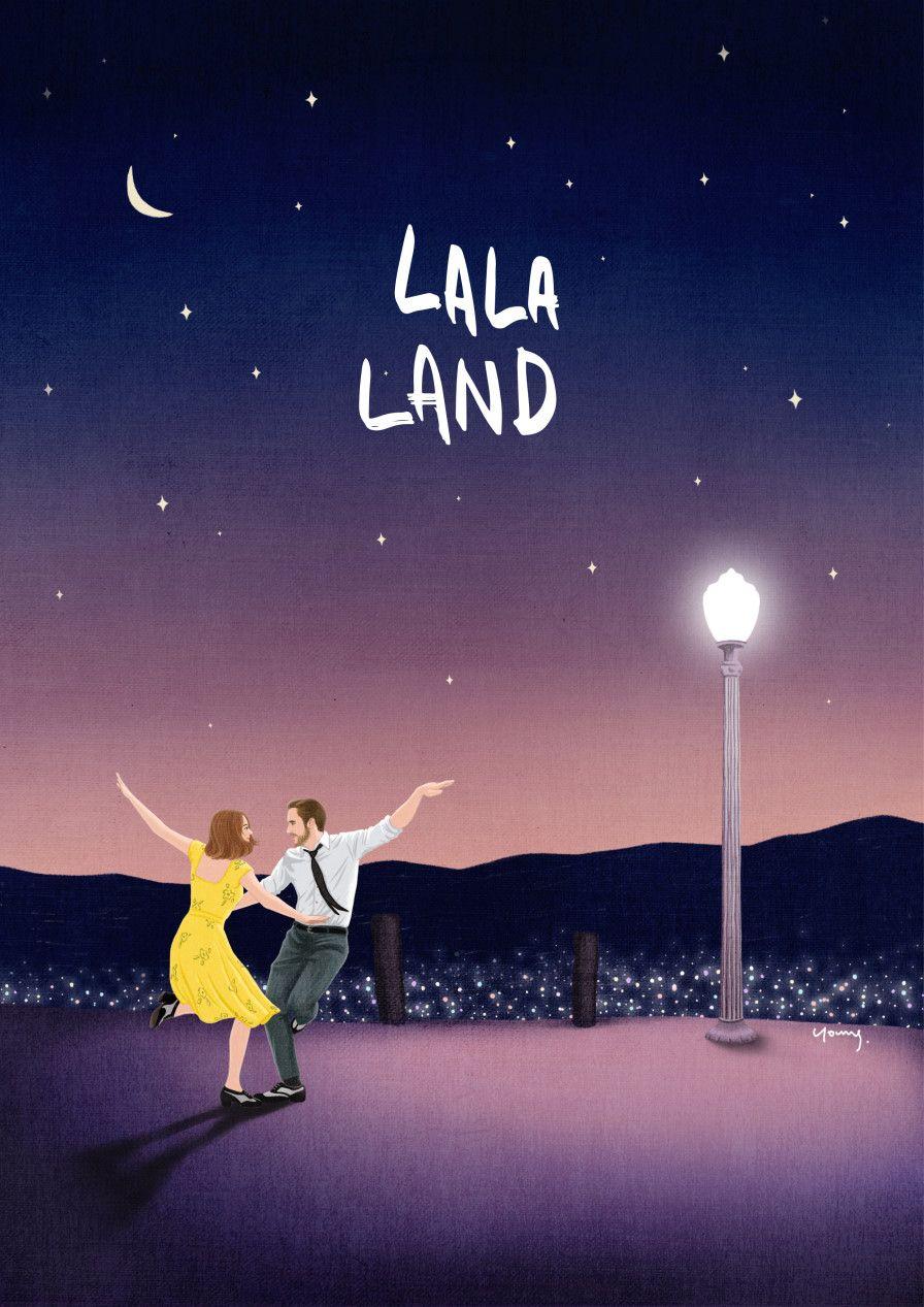 Lalaland Alternative Movie Posters La La Land Film Music Books