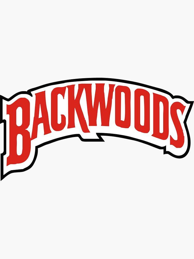 Backwoods Logo Sticker By Dirrey Logo Sticker Black Girl Cartoon Backwoods