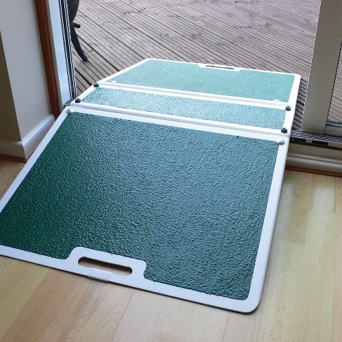 Threshold Ramps for Wheelchairs | Folding Wheelchair / Scooter