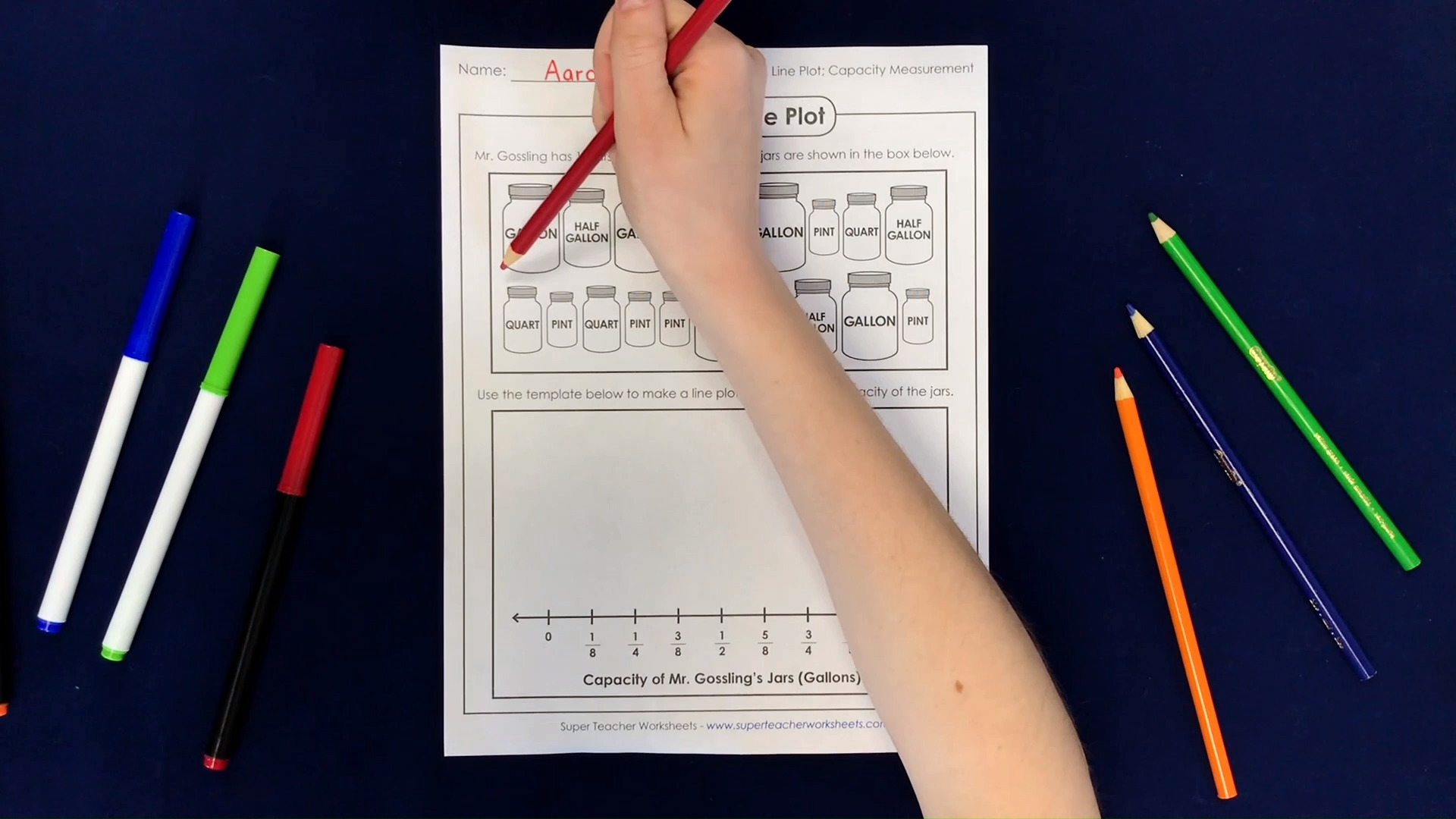 Learn All About Lineplots With Fun Printable Activities