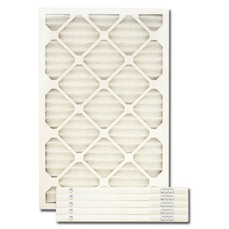 12 X 20 X 1 Merv 8 Pleated Furnace Filter 6 Pack By Koch Filter Corporation 35 Air Conditioning Equipment Heating And Air Conditioning Indoor Air Quality
