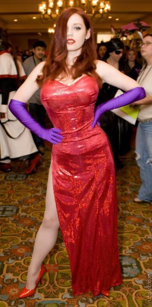Jessica Rabbit-Who Framed Roger Rabbit. View more EPIC cosplay at //pinterest.com/SuburbanFandom/cosplay/.  sc 1 st  Pinterest & Jessica Rabbit-Who Framed Roger Rabbit. View more EPIC cosplay at ...