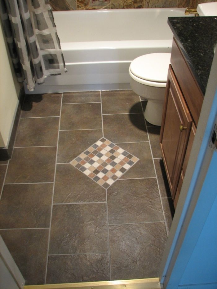 Tile Floor Designs For Small Bathrooms Fresco Of Best Flooring For Bathroom That Enhance The