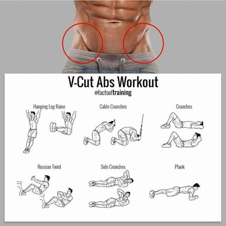 v line workouts