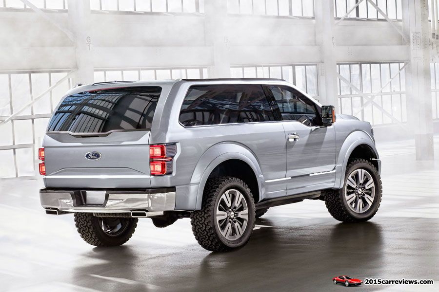2016 Ford Bronco Svt Release Date Specs Price Ford Bronco