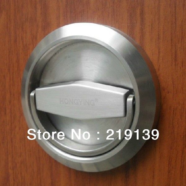 Stainless Steel Furniture Cabinet Recessed Cup Door Handle Drawer ...