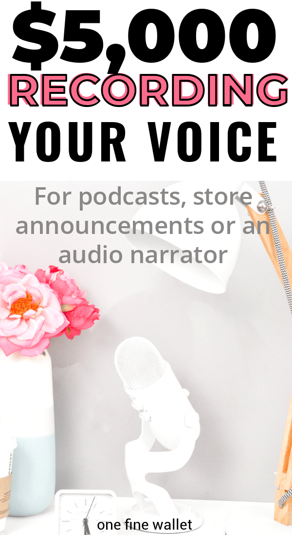 How to get into Voice Over Work (Voice Acting Jobs