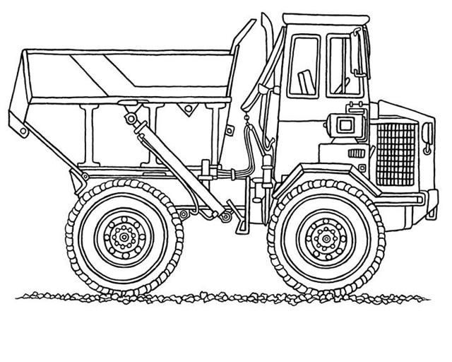 Monster Trucks Pictures | Monster Truck Coloring Pages | Coloring ...