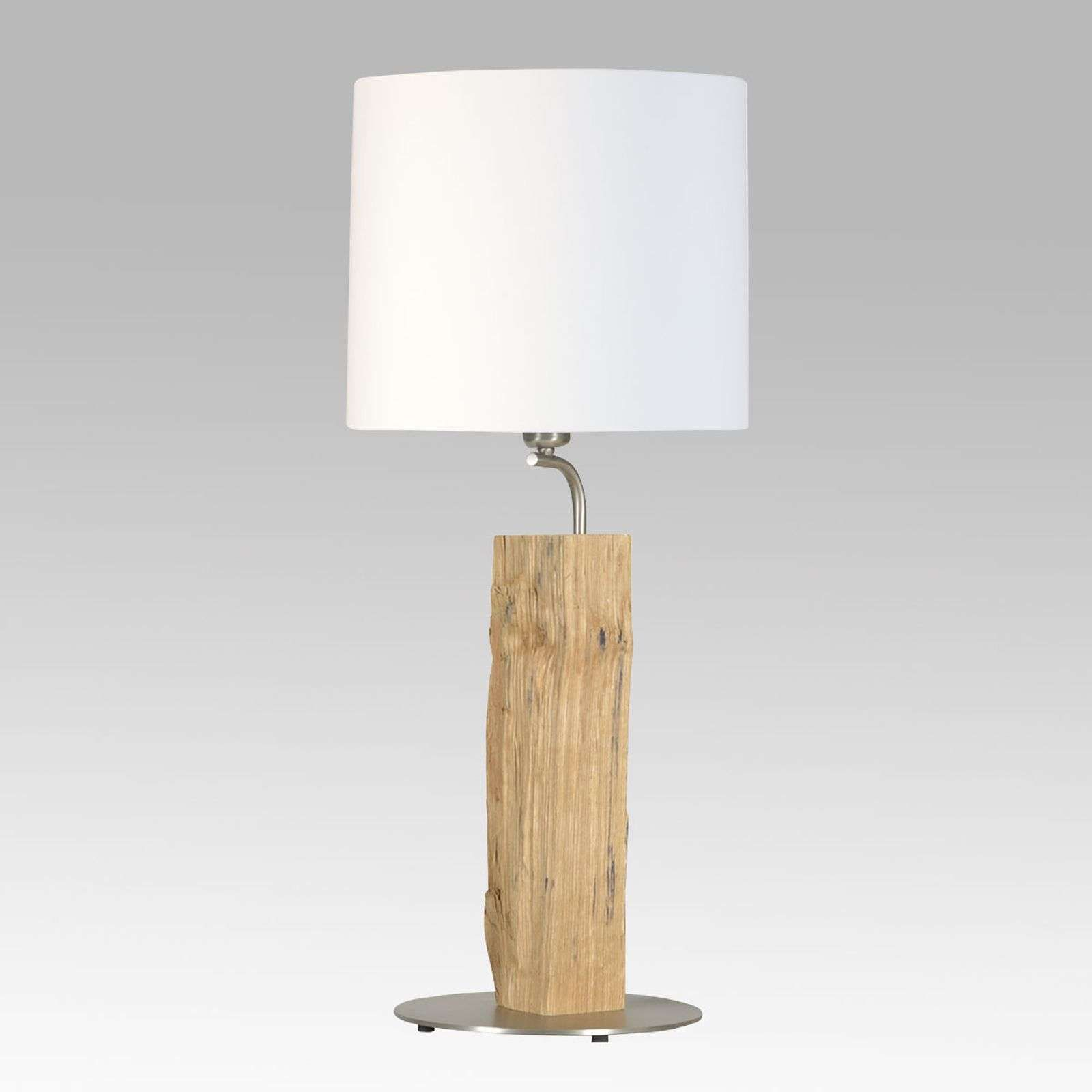 Neuer Kavalier Tafellamp Met Houtelement 56 Cm Van Herzblut In 2020 Tafellamp Natuurlijk Hout Lampenvoet