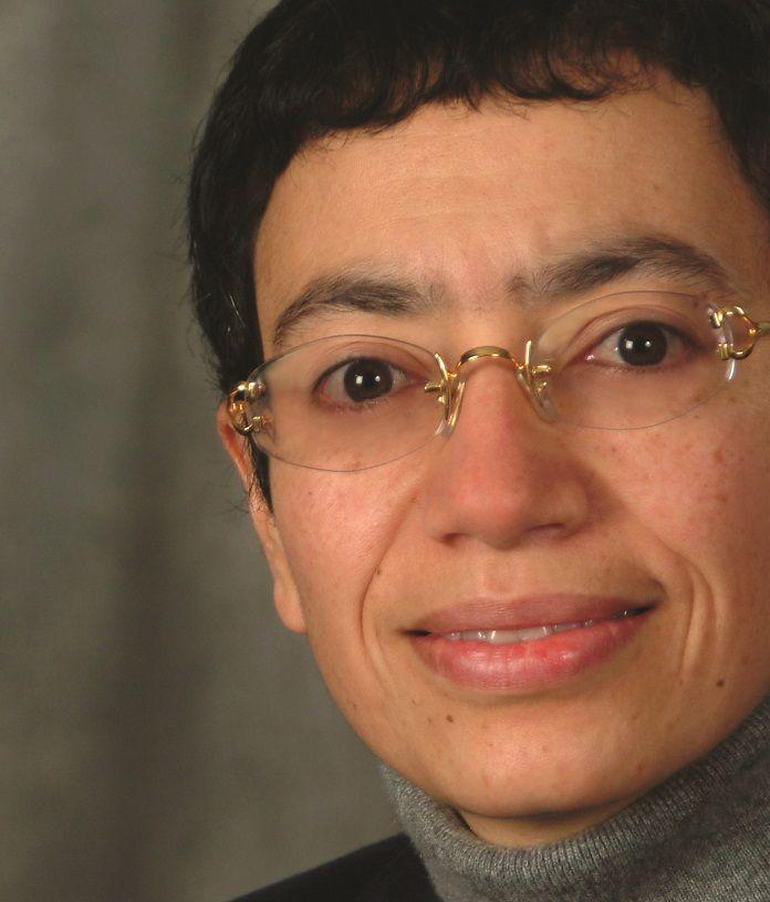 Maria Soledad Cepeda, médica anestesióloga y doctora en epidemiología