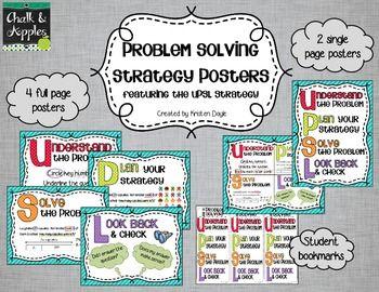 upsl problem solving