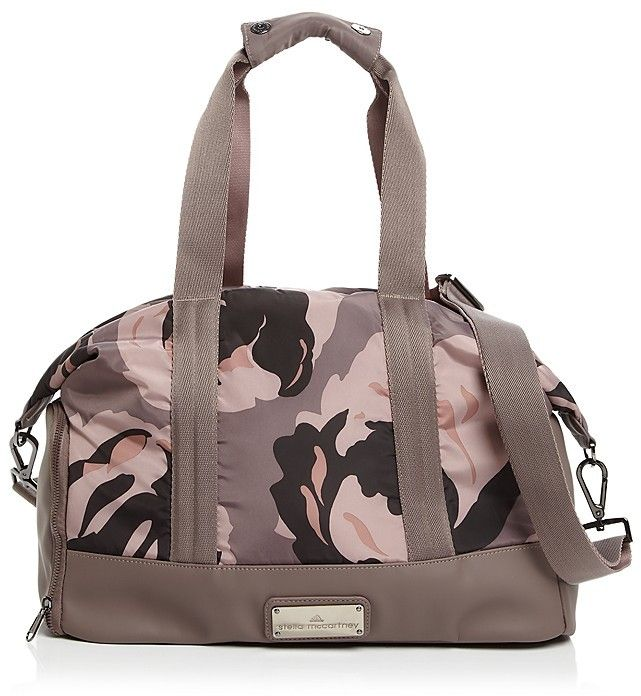 d2d2175553fb adidas by Stella McCartney Tote - Floral Camo Small Gym Bag