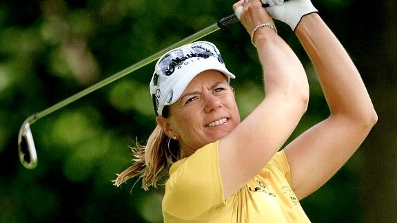 Annika sorenstam gay golfer