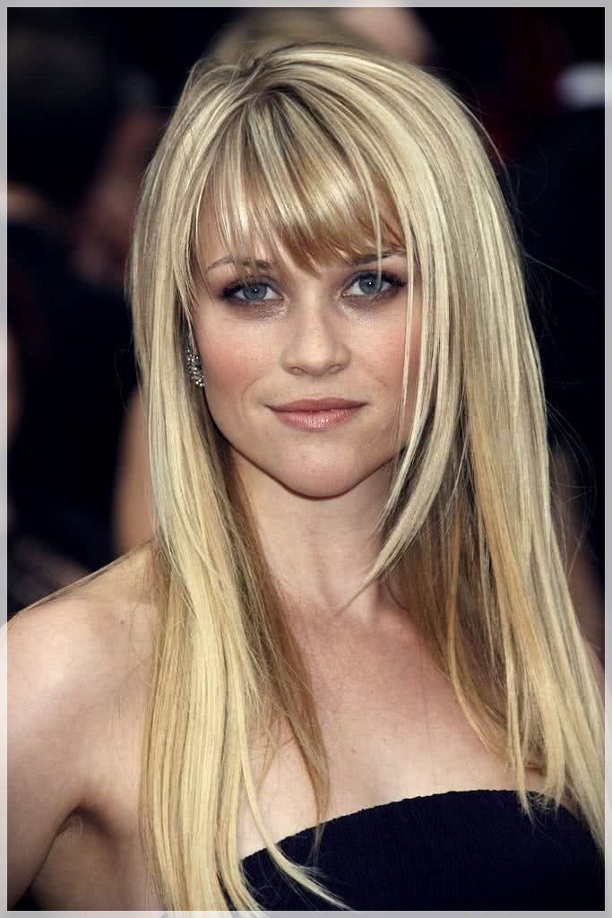 Reese Witherspoon Shoulder Length Hairstyles Looks
