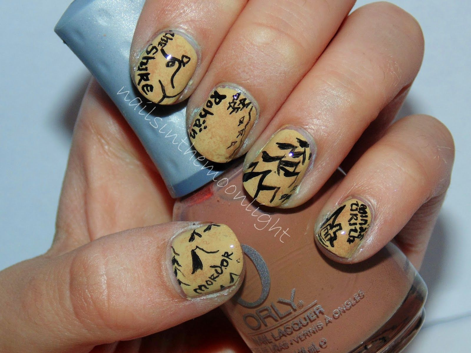 nailsinthemoonlight\'s Fandom June Day 13: Lord of the Rings #LOTR ...