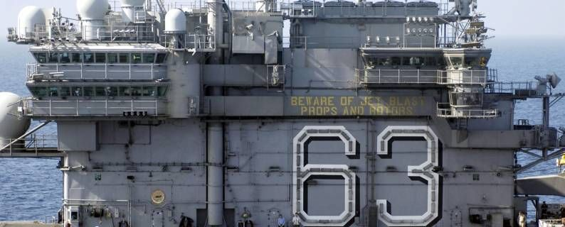 uss kitty hawk cva cv 63 aircraft carrier us navy  san