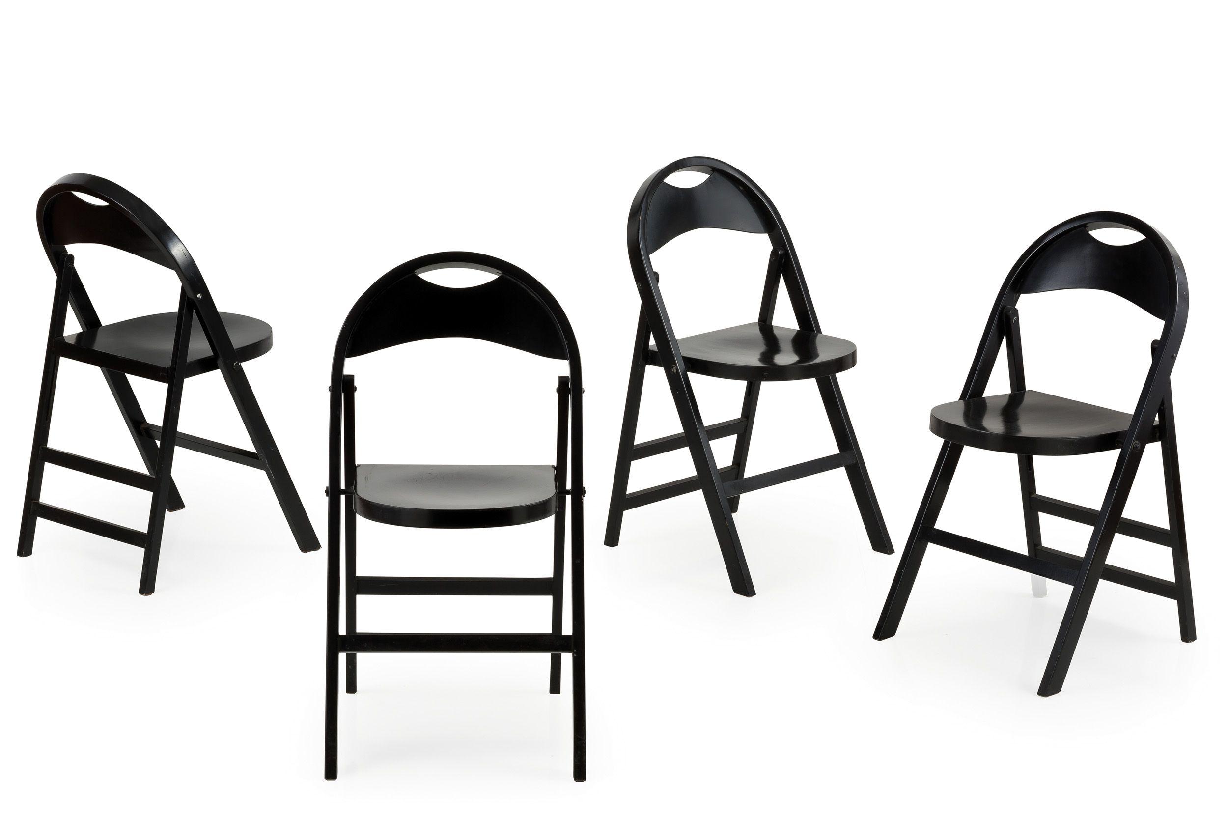 TRIC chair by Achille Castiglioni  Collection: Richard Hutten