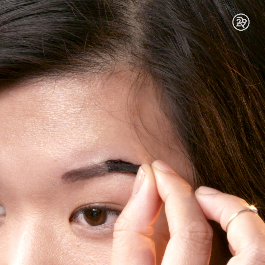 How to: Use eyebrow peel for the fiercest brows