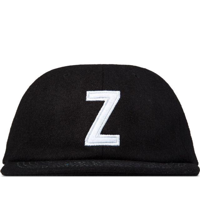 Black Felt ZR Baseball Cap