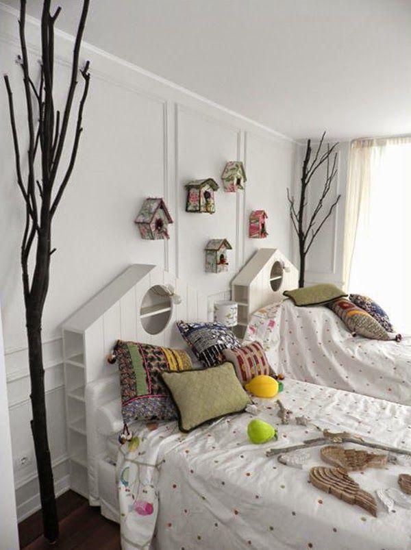 Cabeceros para cuartos infantiles d habitaciones infantiles y juveniles - Cabeceros ninos ...