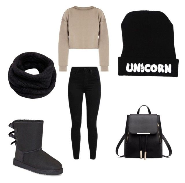 """""""Nina223"""" by nina013 ❤ liked on Polyvore featuring Levi's, UGG, Helmut Lang, My Mum Made It, men's fashion and menswear"""
