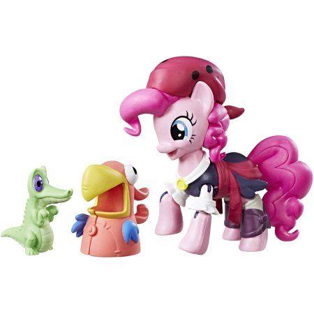 My Little Pony the Movie Guardians of Harmony Pinkie Pie Pirate Pony ...