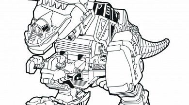 power rangers coloring pages free printable kids activities - Power Rangers Dino Coloring Pages