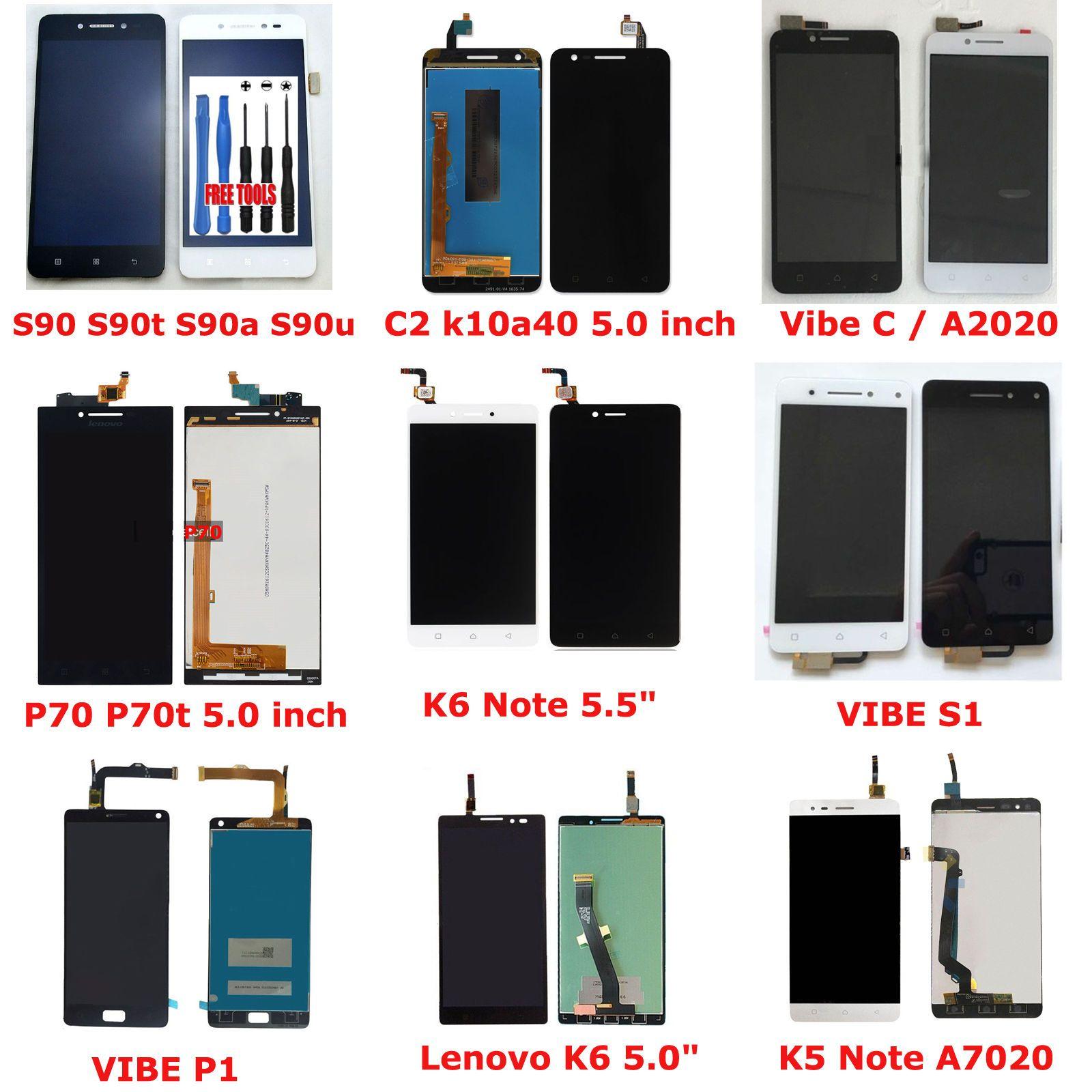 Details about Original For Lenovo K3 K4 K5 K6 Note P1 S1 C2