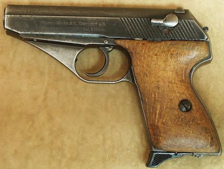 mauser hsc 7.65 serial numbers