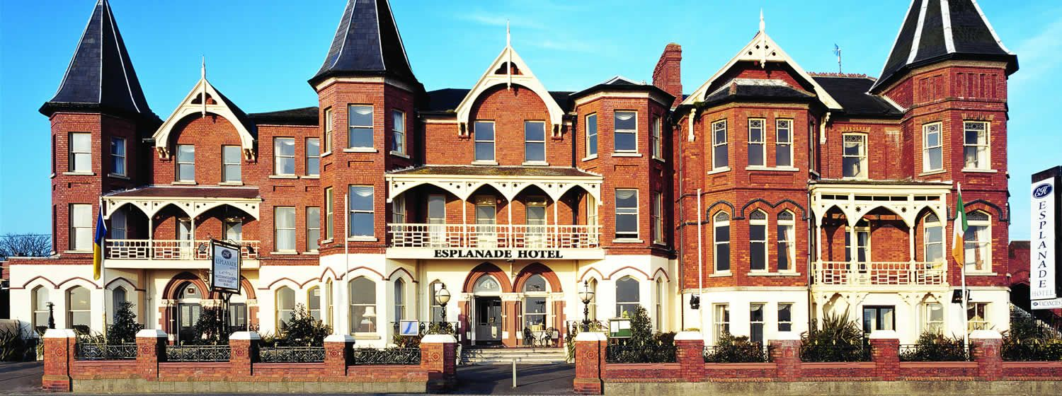 Bray Hotel Esplanade On Seafront Hotels In Wicklow