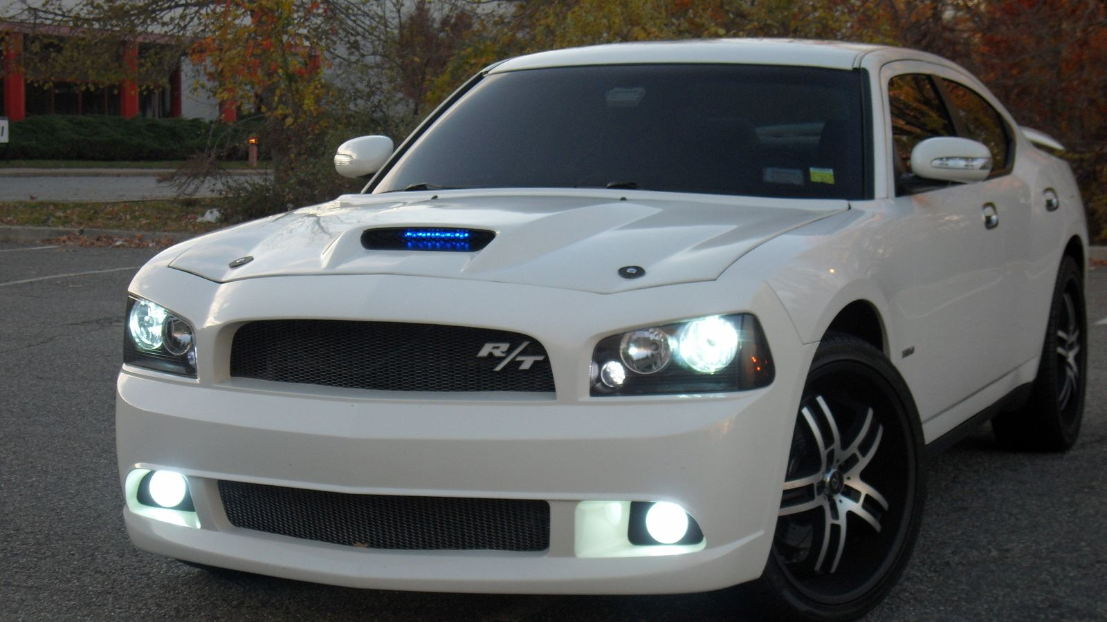 Dodge 08 dodge charger srt8 specs : 2007 Dodge Charger R/T AWD - Want. So Bad. So So Very Bad. Love ...