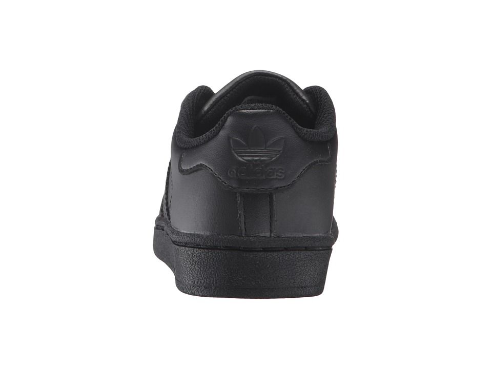 quality design 60ed2 b920d adidas Superstar C Foundation (Little Kid) Originals Kids Shoes Black