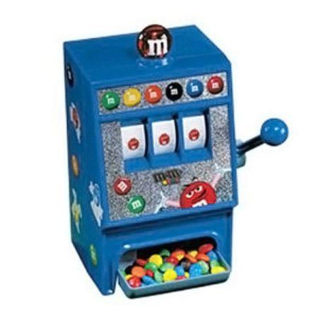 M's slot machine