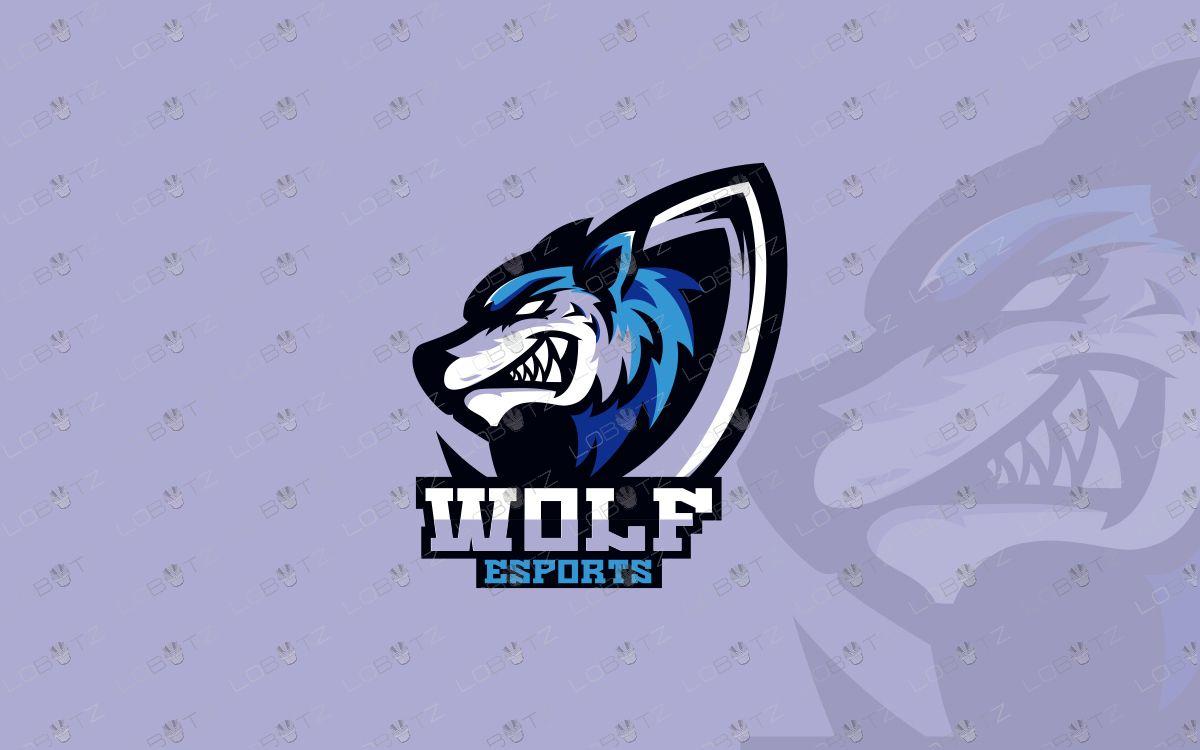 Jaw Dropping Wolf Esports Logo Wolf Mascot Logo In 2020 Esports