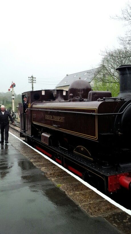 L92 standing @ staverton  | Locos and Rails,Depots and