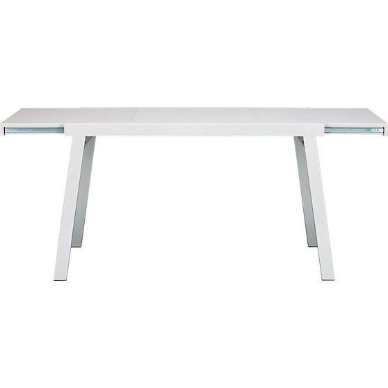 Alias Adjustable Bistro Table Extension Dining