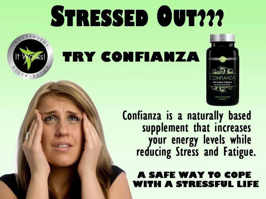 Stressed? Try these all natural and works like a charm! Also great for ADHD I give it to my son instead of meds he is doing better in school now! https://amdmwraps.myitworks.com or call me 8285573911