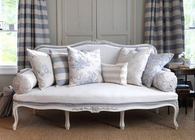 French Country Fabric Sofas | Chenille Is Most Expensive And Elite Material  For Sofa . It