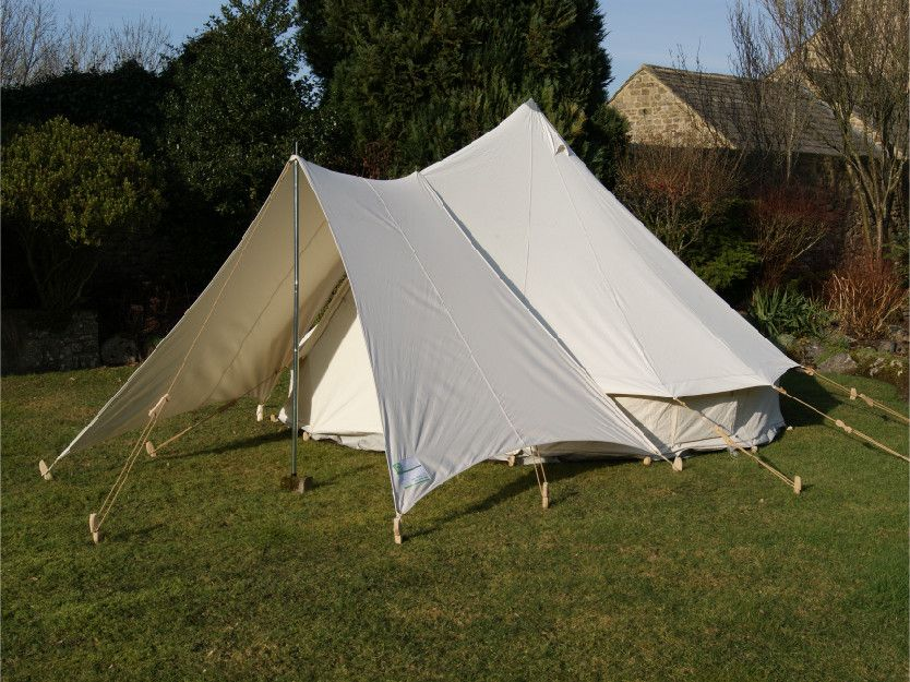 canvas awning tent Google Search | Bell tent, Canopy tent