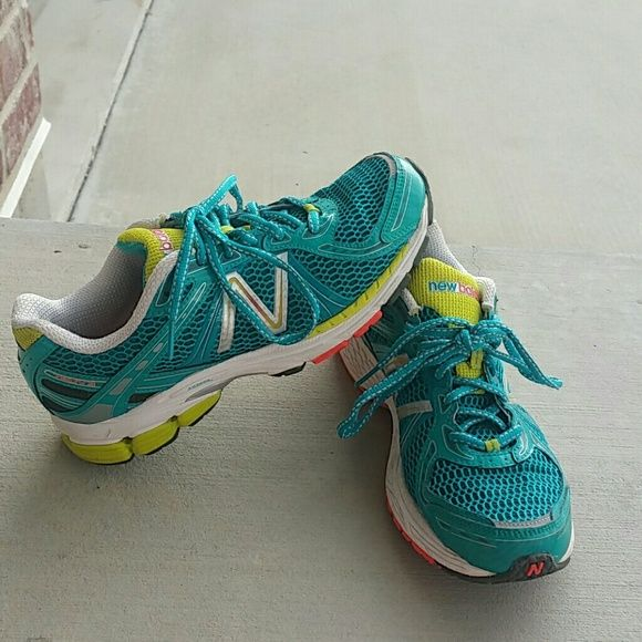 New Balance shoes I've worn these maybe twice. Perfect condition(: New Balance Shoes Sneakers